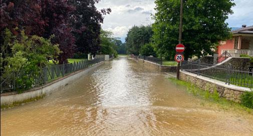 Alluvione Sernaglia 2020