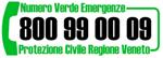 Numero verde emergenze