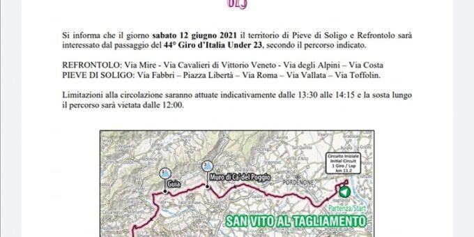 44° Giro d'Italia U23