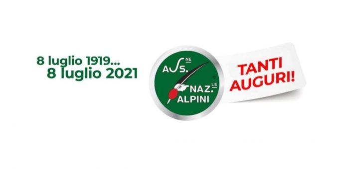 19190708-20210708 Fonte www.ana.it